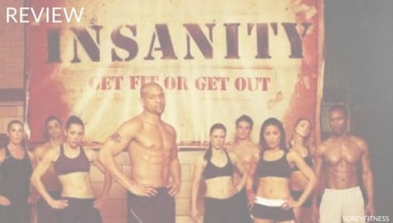 Insanity Review and Printable Calendar