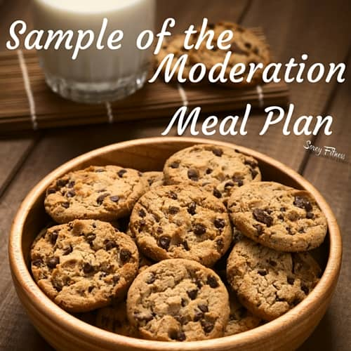Sample Meal Plan and No Food is Ever Off Limits