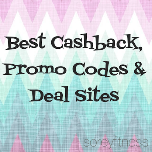 Cashback Programs, Promo Codes and Deal Sites for Online Shopping