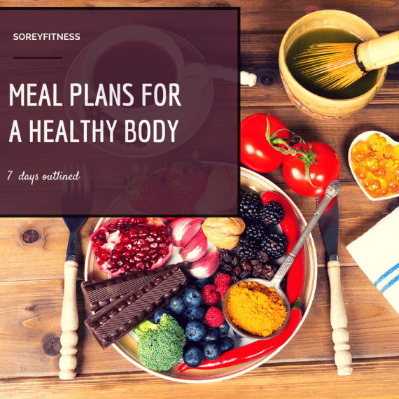 Meal Plans For a Healthy Body – Eat Clean Meal Plans