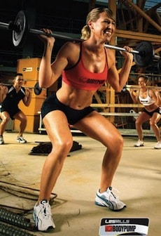 "Les Mills ""BodyPUMP"" to Beachbody DVDs"