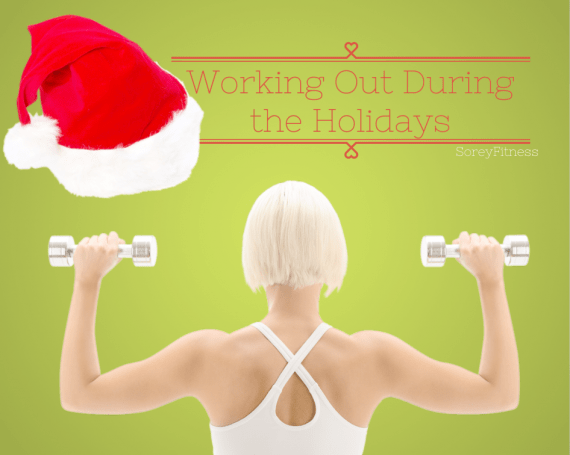 Working Out to Avoid the Holiday Weight Gain
