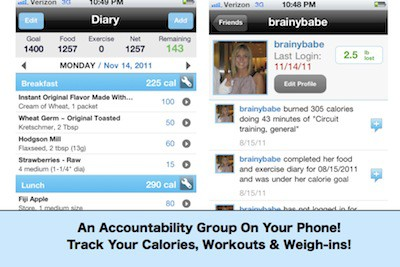 Calorie Counting Made Easy: MyFitnessPal