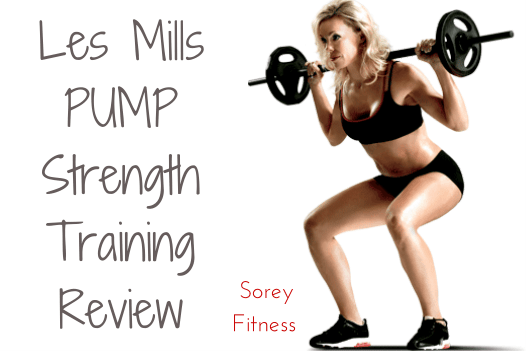 Les Mills PUMP Strength Training DVDs Inspired By BODYPUMP