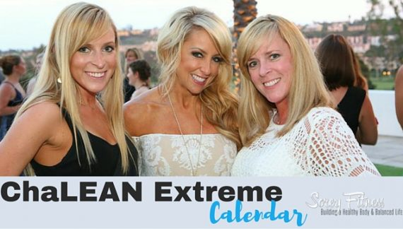 ChaLEAN Extreme Workout Review and Schedule Calendar
