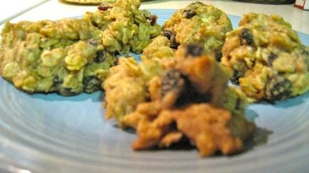 Weddings & Healthy Oatmeal Raisin Cookie Dough or Cookies