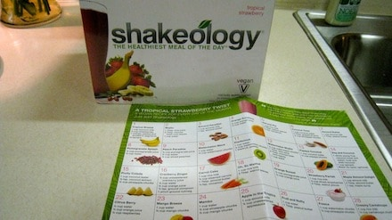 Strawberry Tropical Shakeology Review
