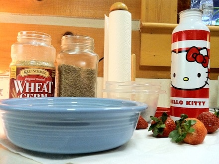 Oatmeal: Your Powerful Breakfast With Flax & Chia Seeds!
