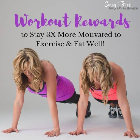 Workout Rewards to Stay 3X More Motivated