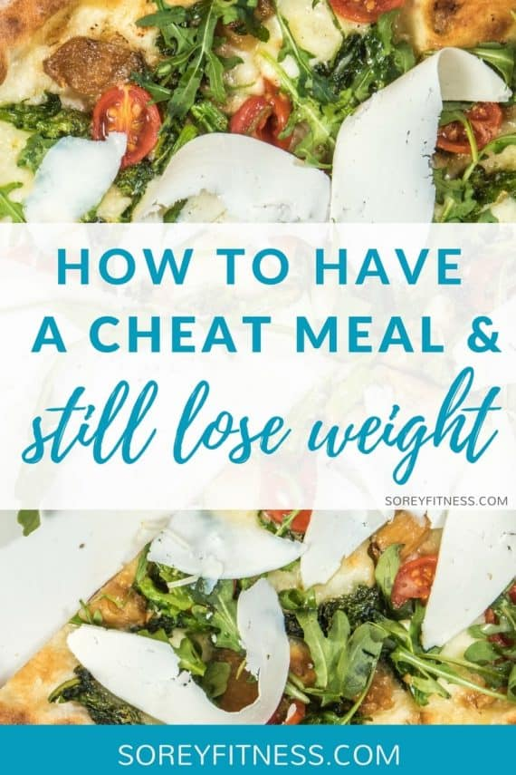 How to have a cheat meal on your diet without preventing your weight loss. Simple tips to staying on track.