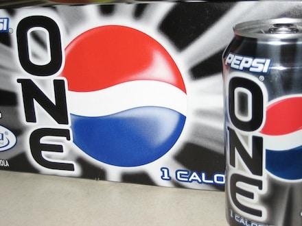 Splenda Sweetened Diet Soda