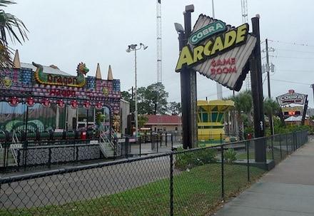 Panama City Beach's Cobra Arcade
