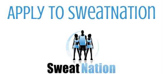 Apply to SweatNation