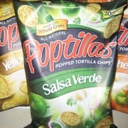 Popped Tortilla Chips: Poptillas