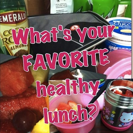 Healthy Easy Lunches