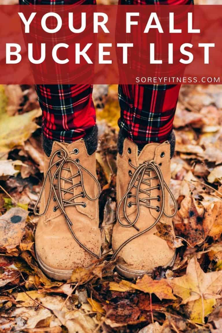 Fall Bucket List – 13 Things You'll Love Doing This Autumn