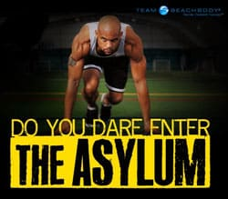 ASYLUM 2 with Insanity's Shaun T is Cross Fit at Home!
