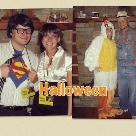 Lois and Clark Halloween Costume