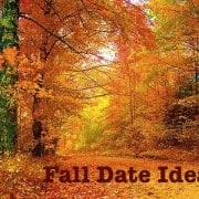 Fall Dates Ideas