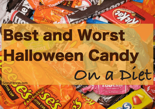 Halloween Candy on a Diet