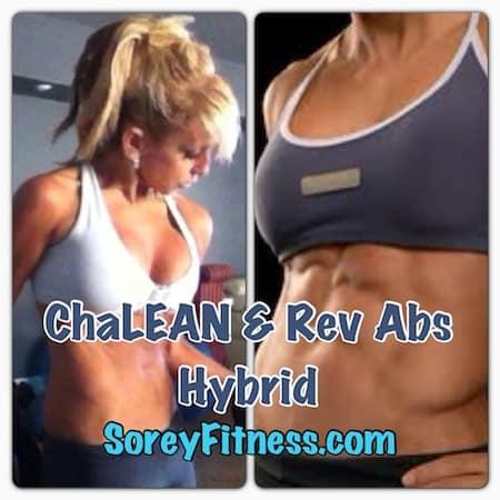 ChaLEAN Extreme RevAbs Hybrid Workout Schedule