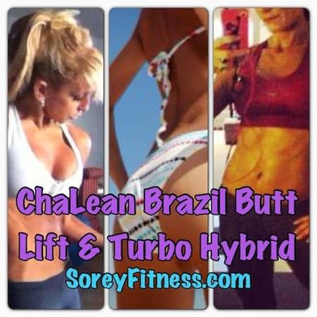 ChaLEAN Extreme Turbofire Brazil Butt Lift Hybrid