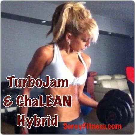 Turbo Jam ChaLEAN Extreme Hybrid
