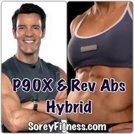 P90X RevAbs Hybrid