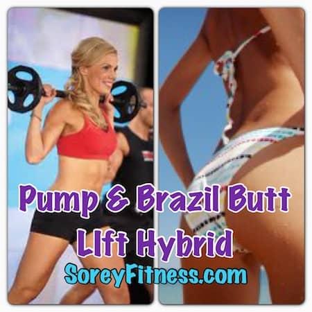 Pump Brazil Butt Lift Hybrid