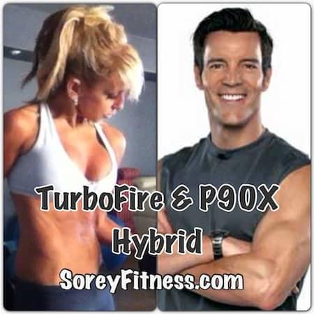 TurboFire P90X Hybrid Schedule