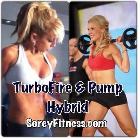 TurboFire Les Mills Pump Hybrid
