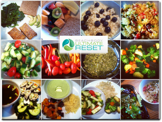 Ultimate Reset Recipes