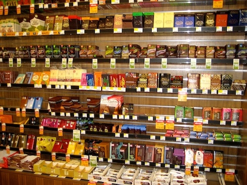Vegan Chocolates At Whole Foods