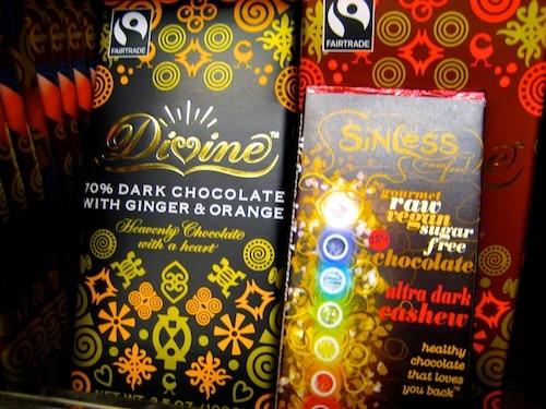 Sinless Raw Vegan Sugar Free Chocolate