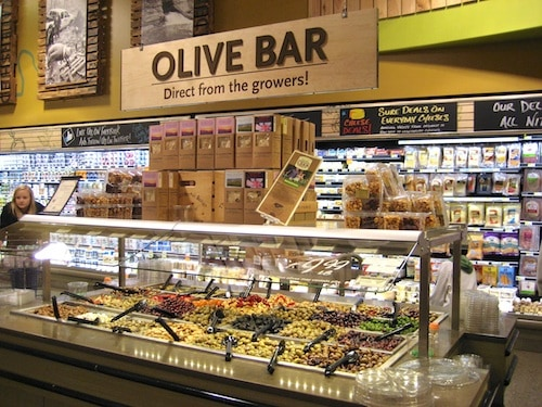 Olive Bar Review