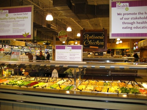 how to give best grocery store review