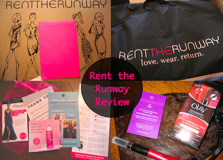 Rent the Runway Review and Promo Code