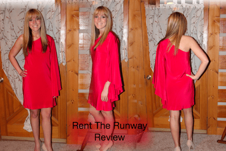 Rent the Runway Review Dress