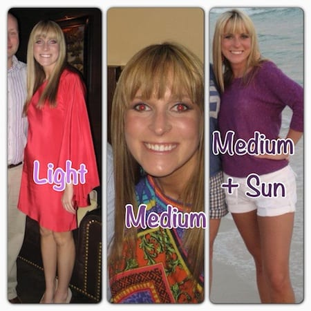 Spray Tanning Like A Celebrity It S Not Your Momma S Self