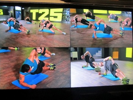 T25 New Shaun T Workout