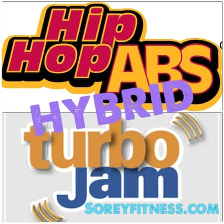 Hip Hop Abs Turbo Jam Hybrid