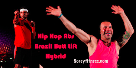 Hip Hop Abs Brazil Butt Lift Hybrid Workout Schedule