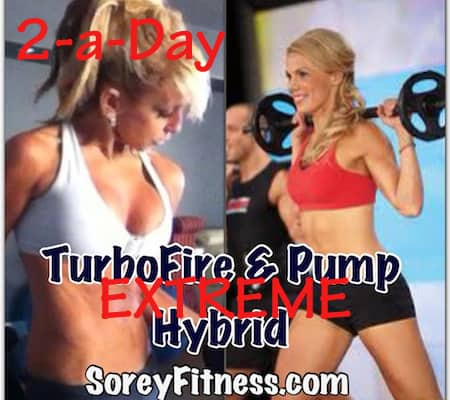 turbofire chalean extreme pump hybrid