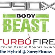 P90X TurboFire Body Beast Hybrid