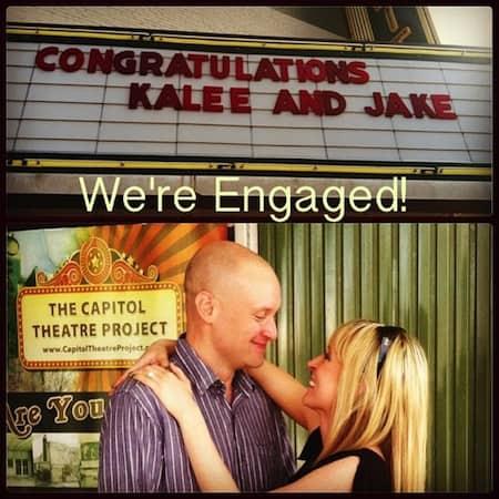 WE'RE GETTING MARRIED!!!! [VERY MIMM]