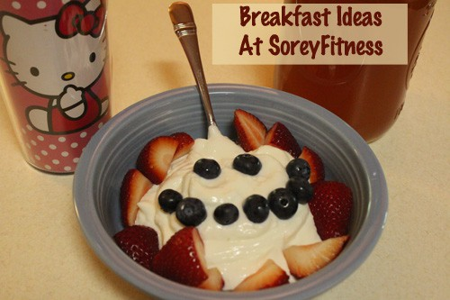 Breakfast Meal Plans for Fruits and Veggies