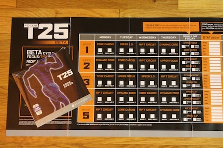 T25 Challenge Pack