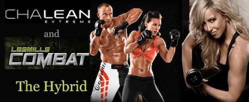 Combat ChaLEAN Extreme Hybrid Workout Routine Schedule