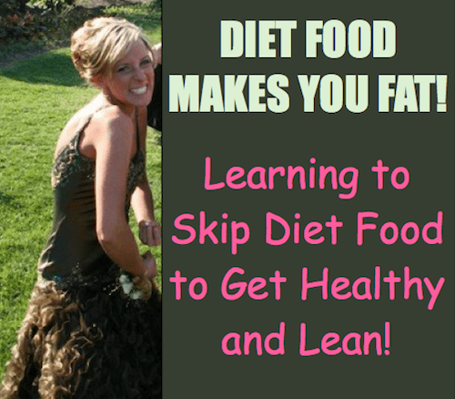 Learning to Skip Diet Food to Get Healthy and Lean