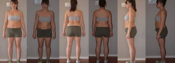 Audrie T25 Workout Before and After - T25 Reviews of T25 Calendar
